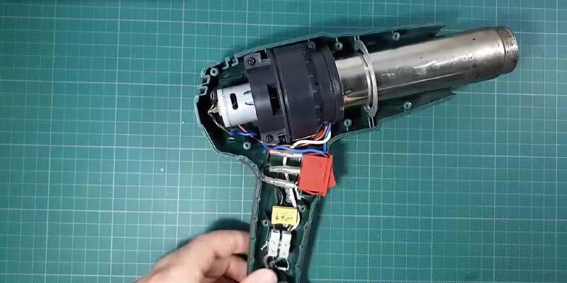 How Does a Heat Gun Work